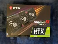 ✅BRAND NEW✅ MSI NVIDIA GeForce RTX 3090 24GB GAMING X TRIO Graphics Card