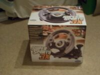 Steering Wheel plus Forza Motorsport 4 Xbox 360