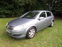 Vauxhall Astra 1.7 CDTI LIFE.**5DOORS**EXCELLENT FINANCE PACKS*