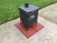 6.7 kw wood burner multi fuel brand new woodburnersuk