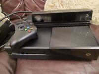 XBOX ONE 500GB +KINECT + RARE REPLAY GAMES