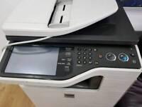 Sharp DX-C381 Digital Full Colour Photocopier / Copier / Scanner / Fax / Email