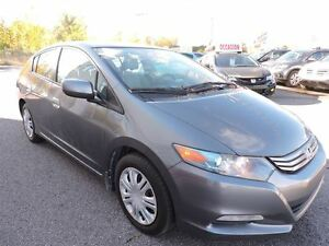 2010 Honda Insight LX/JAMAIS ACCIDENTE