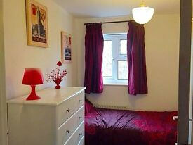 LOVELY SMALL ROOM 5 MINUTES WALK TO DOLLIS HIL TUBE-CLEAN & NEW