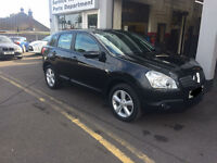 08 2.0L AUTO NISSAN QASHQAI - HIGH TECH SPEC - IMMACULATE CONDITION