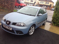 Mk 4 Seat Ibiza 1.9 Tdi Sport, very low geniune mileage, service history, recent cambelt change