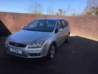 Ford Focus Estate 1.8 TDCI, full service history, one owner from new
