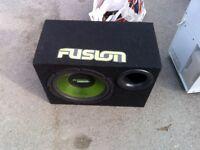 Fusion Subwoofer