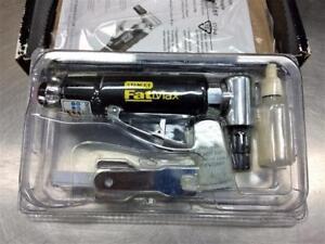 Mini grinder angle meule pneumatique STANLEY 70-117 1/4''  ***Produit Neuf***  #F024832