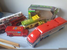 Job lot Boy's toys hardly used with sounds