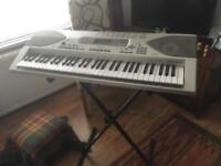 Casio 61 key keyboard