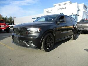 2015 Dodge Durango R/T - AWD, 5.7L HEMI V8 **FULLY LOADED**