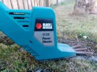 Black and decker Power Weeder