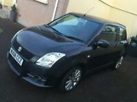 Suzuki swift VTI 124bhp 62,000 spare or repairs/swaps...