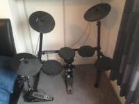 Alesis DM6 Hardware Drum Kit - Kit came as part of DM10 Custom Kit but think pads are DM6 pads