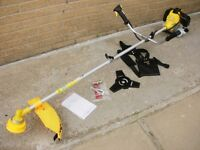 Brand New - 52cc heavy duty Strimmers & Brush cutters. Easy load & Snipper heads available