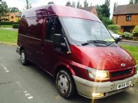 FORD TRANSIT GLX 125 air con,electric pack