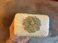 Vintage wedding handbag