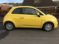 2010 Fiat 500 - lovely little runner, good mileage, low to tax & insure!