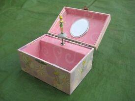 Disney Fairy Princess Musical Jewellery Box