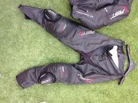 RST Rift 2 Piece leather suit