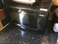 Digital Microwave - Black