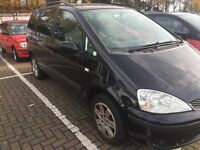 Ford Galaxy Zetec 7 Seater Manual 65,000 Miles