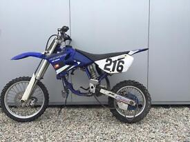 YZ 85 small wheel