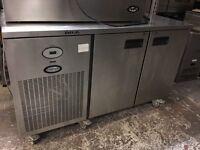 Foster 2 Door Refrigerated Prep Under Counter Fridge
