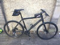 CANNONDALE FATTY BIKE LARGE FRAME EXCELLENT CONDITION
