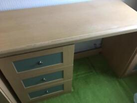 Great solid desk for sale