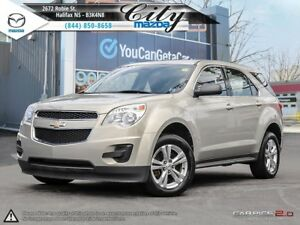 2011 Chevrolet Equinox LS AWD UNDER 10 GRAND!