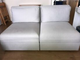 Ikea VALLENTUNA 2-seat SOFA. Very comfortable and in perfect condition