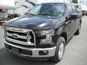 2015 Ford F-150 XLT SuperCrew 5.5-ft Box 4WD