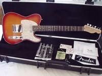Fender American Deluxe Telecaster 2009