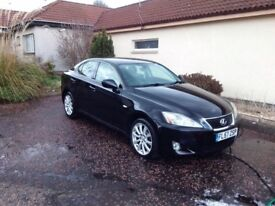 Lexus Is220d, Low mileage, Perfect condition, ZERO faults, £4100 ono