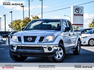2010 Nissan Frontier MANUEL+4WD+HITCH+A/C+CRUISE