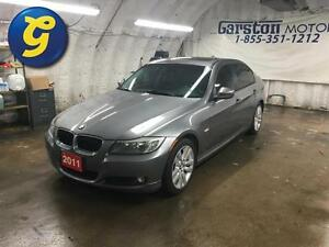 2011 BMW 323i 323i*LEATHER SEATS*SUNROOF*POWER SEATS*BLUETOOTH P