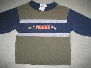 Tonka Long-Sleeved Shirt - Size 2