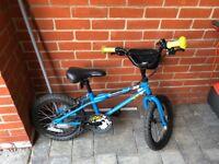 Kids cycle hardly used