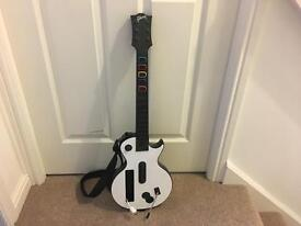 Nintendo Wii Wireless Gibson Guitar