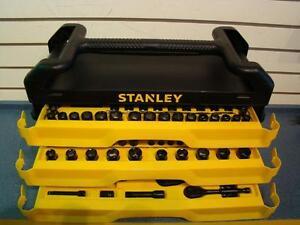 STANLEY -- JEU DE DOUILLES COFFRE -- 41734