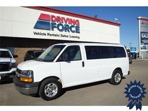 2013 Chevrolet Express LT 8 Passenger All Wheel Drive Van