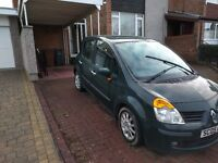 Renault Modus (05) - Very Low Mileage (~45k) - Single Owner