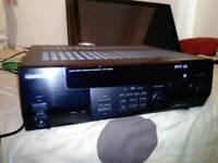 Kenwood 100w per channel 5.1 amp