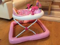 Baby walker - great condition
