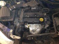 Corsa Engine 1.2 70,000 miles