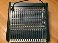 Allen and Heath MixWizard 3 16 channel mixing desk - Excellent Condition