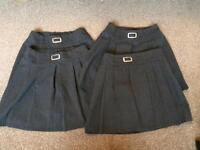 Marks and Spencer school skirts age 8-9