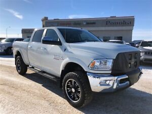 2017 Ram 2500 Laramie - Upgraded Tires/Wheels, Upgraded Grill
